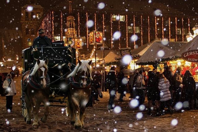 2018 歐洲冬天聖誕市集巡禮 英國、法國、德國
