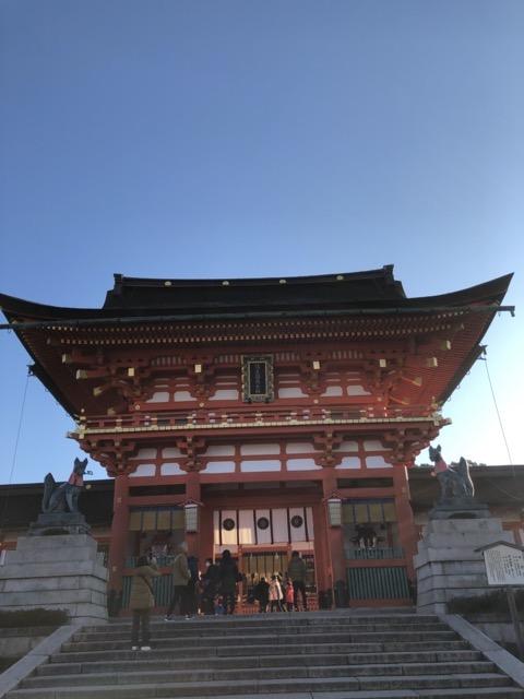 fushimi-inari entrance
