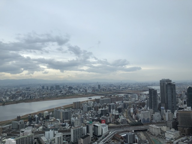 osaka-japan-sky-building view2