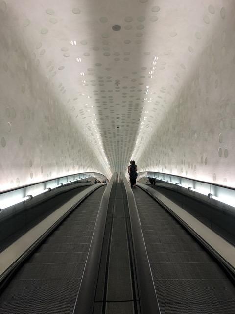 hamburg elbphilharmonie escalator 2