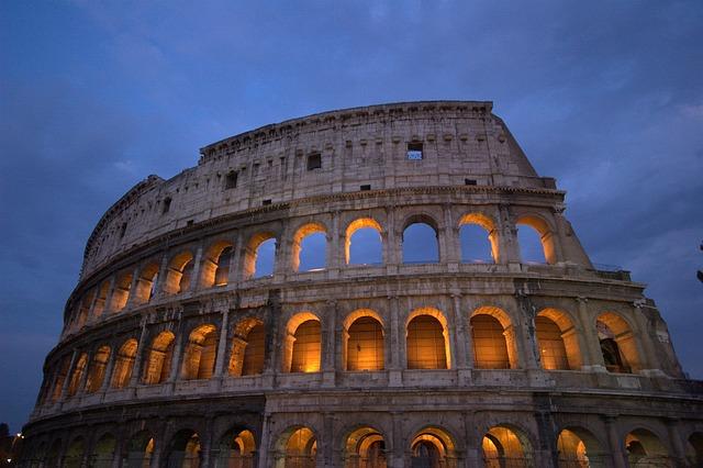 阅读文章:[二日游系列] 意大利 罗马 圣城 梵蒂冈