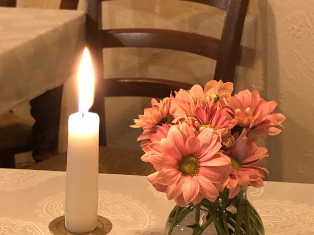 ck dezerter candle and vase