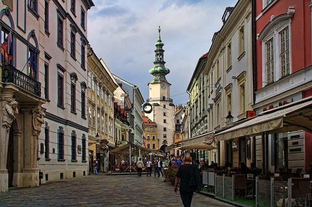 阅读文章:[二日游系列] Bratislava 斯洛伐克 布拉提斯拉瓦