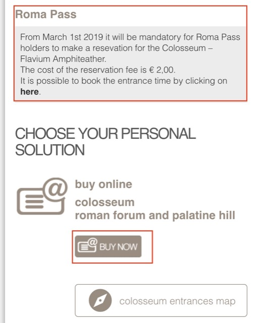 rome colosseum ticket 3