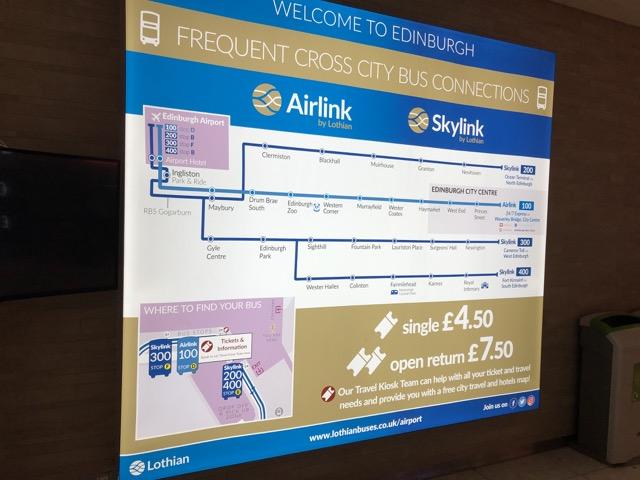Edinburgh skylink
