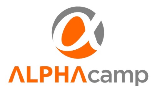 alpha camp logo