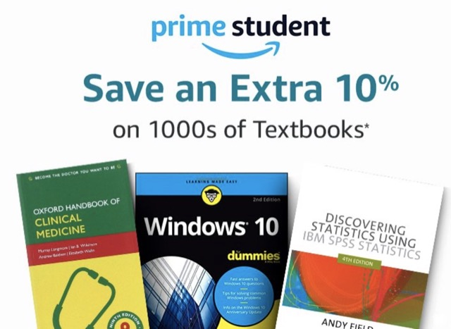 amazon prime student index
