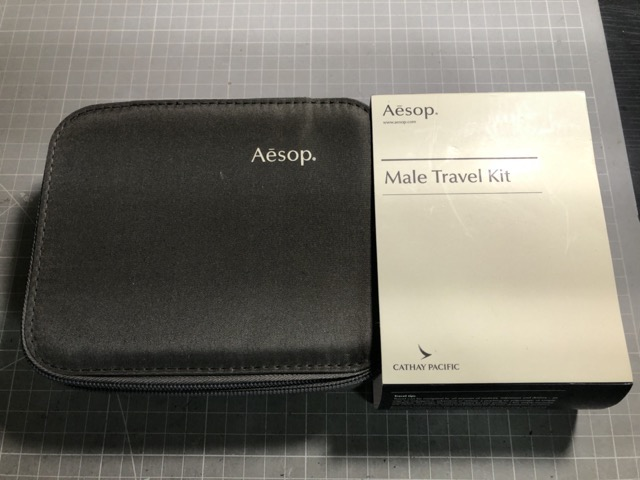 aesop travel kit cx bag