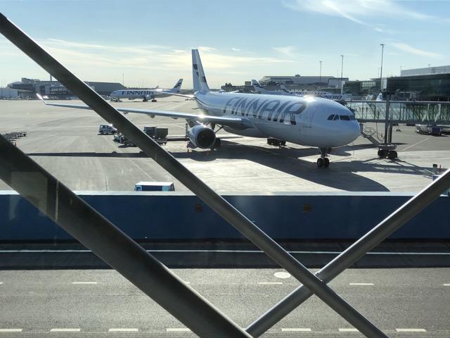[飛行體驗] AY71 芬蘭航空商務艙 (HEL芬蘭赫爾辛基-NRT日本東京成田)