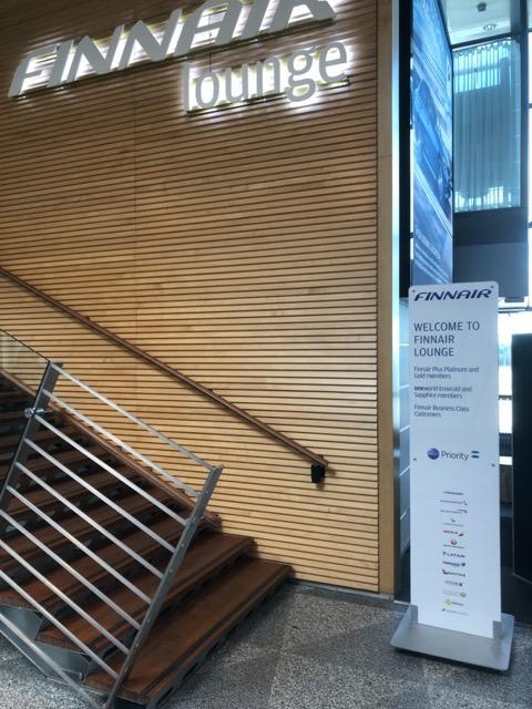 finnair entrance