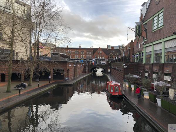 Birmingham canoe 2