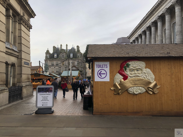 Birmingham entrance