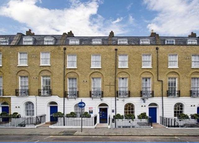 英國倫敦住宿分享 Comfort Inn Kings Cross