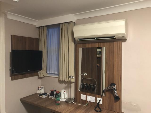 comfort inn kings cross room2