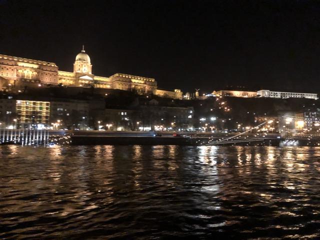 danube castle budapest