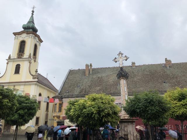 szentendre plaza