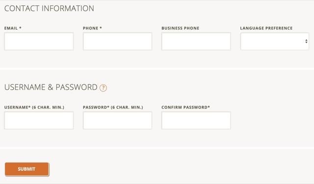 choice privilege register form1