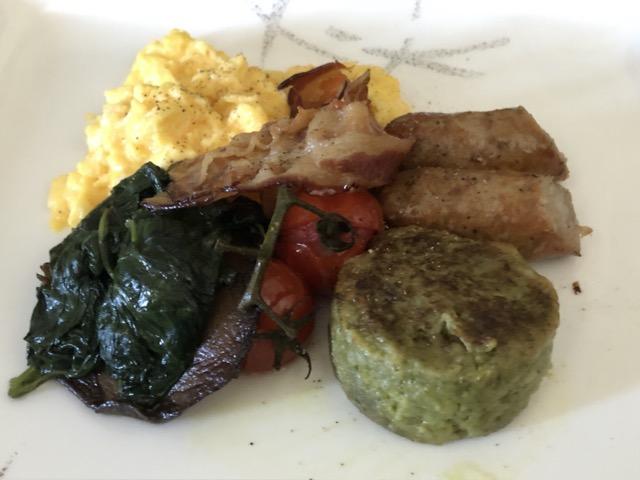 cx250 english breakfast