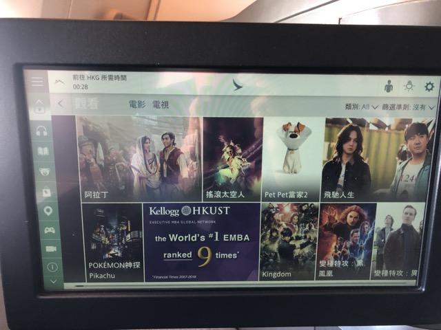 cx250 movie list