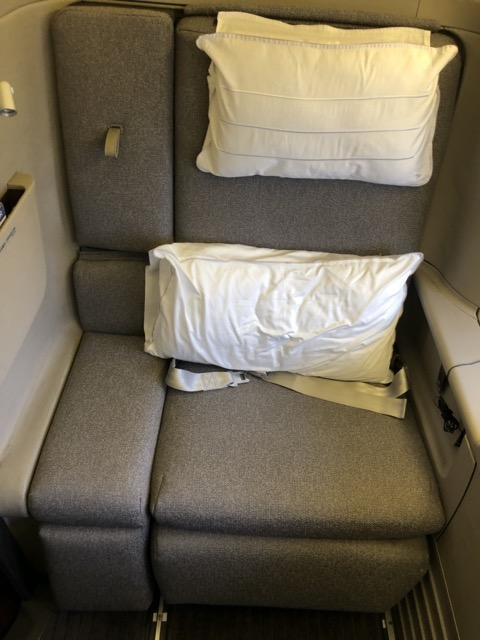 cx250 seat main