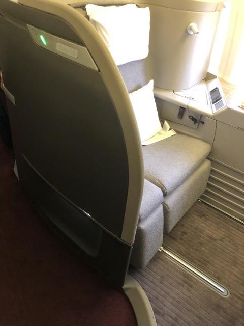 cx250 seat