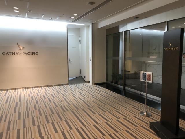 [貴賓室體驗] CX 國泰航空東京成田貴賓室