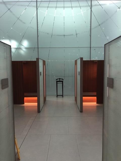 doha business lounge quiet zone