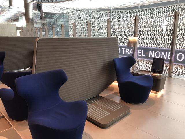 doha lounge seat zone
