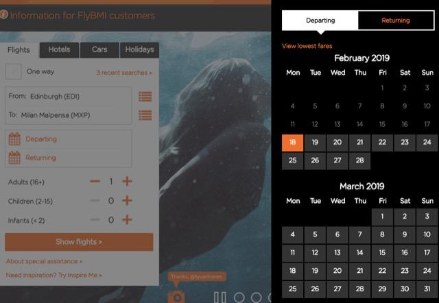 easyjet schedule