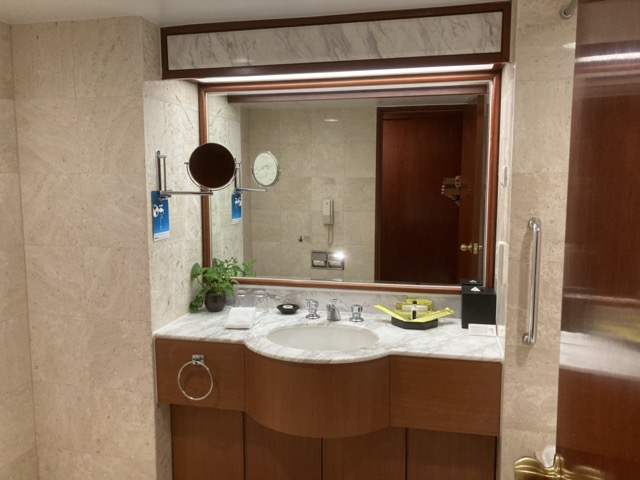 evergreen-laurel-hotel restroom