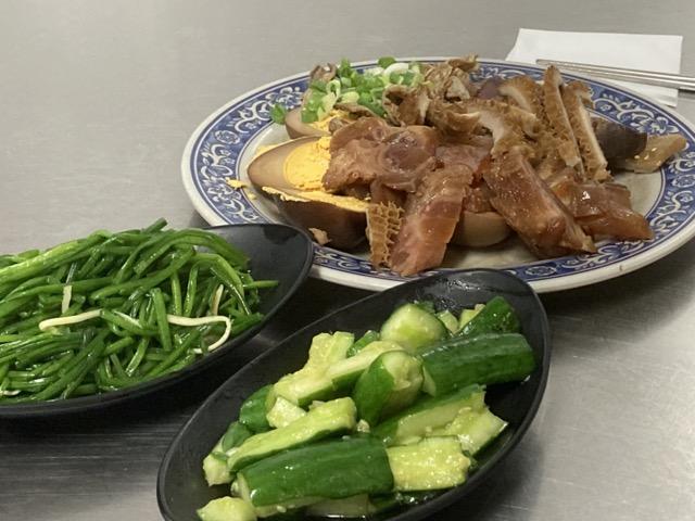 kaohsiung-zuoying-san-niu-beef-noodles appetizer
