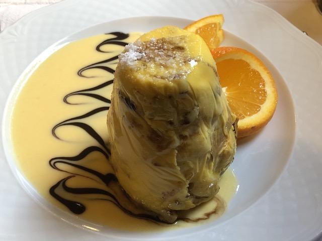 kiskakukk dessert