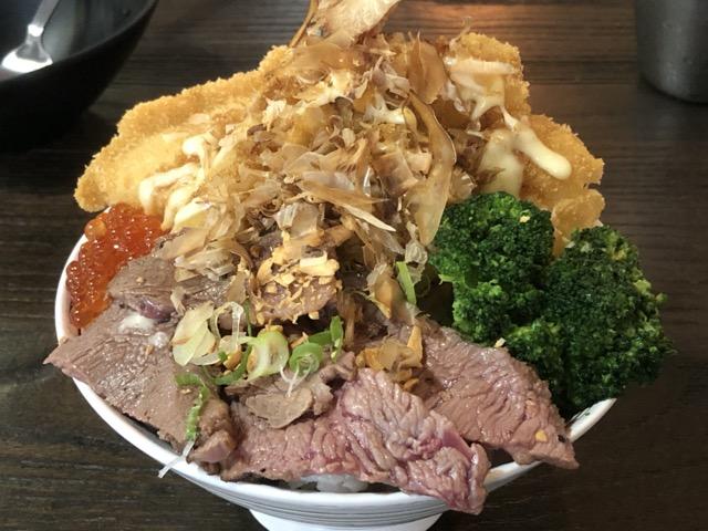 taichung-gyudon-breakfast food