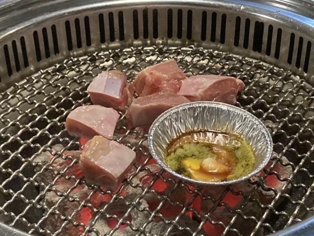 taichung-iwate-yakuniku food