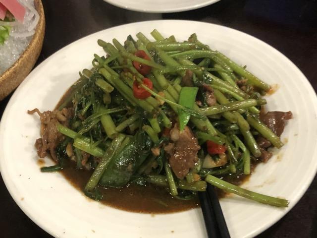 da-wan-seafood-restaurant vegetable