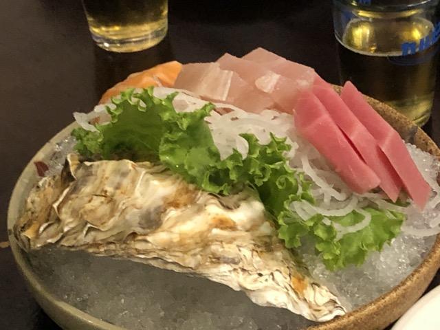 da-wan-seafood-restaurant sashimi