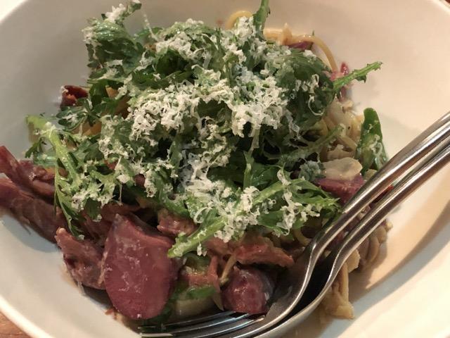 [食記] 台中 TAKU 牛丼專賣店 晚間限定 老屋內的日式美食