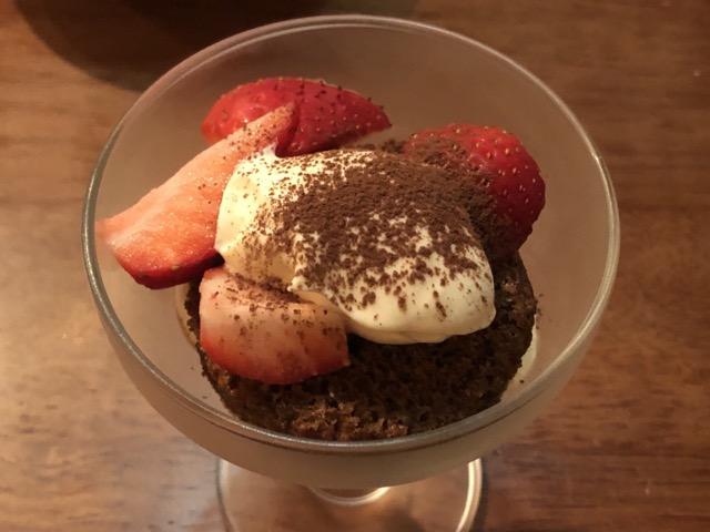 ducky-restaurant dessert