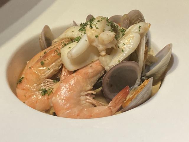 food-taipei-island-1 seafood spaghetti