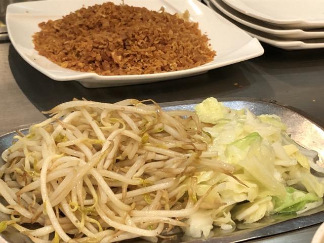 taipei-ming-jiang-teppanyaki food