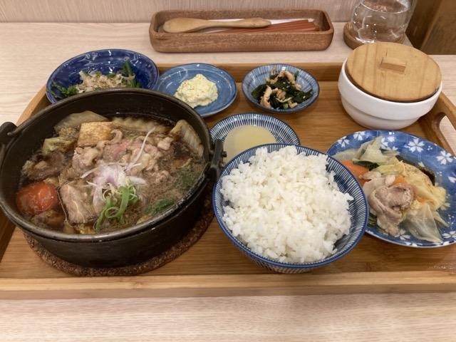 taipei-shibafu-shokudou sukiyaki