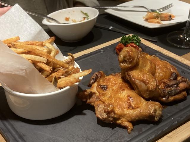 taipei-tuga-portuguese-restaurant roasted chicken