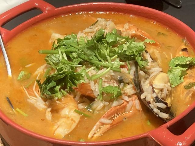 taipei-tuga-portuguese-restaurant seafood rice