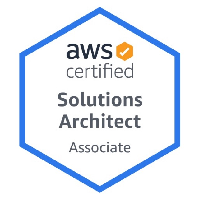 [指南] 2021 Amazon Certificate SAA-C02 考后心得