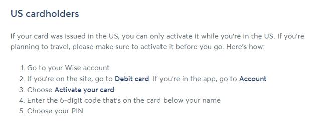 activate-your-wise-borderless-debit-card-us-version