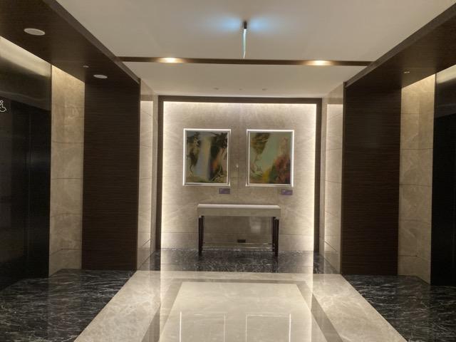 courtyard-taipei elevator