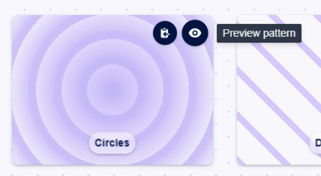 css-background-patterns-generator demo