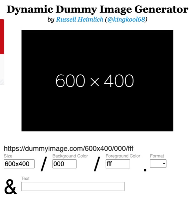 dynamic-dummy-image-generator demo