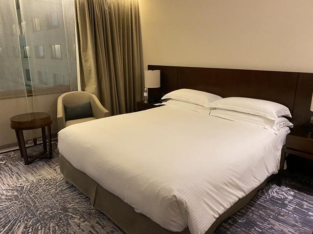 hotel-taipei-sheraton bedroom