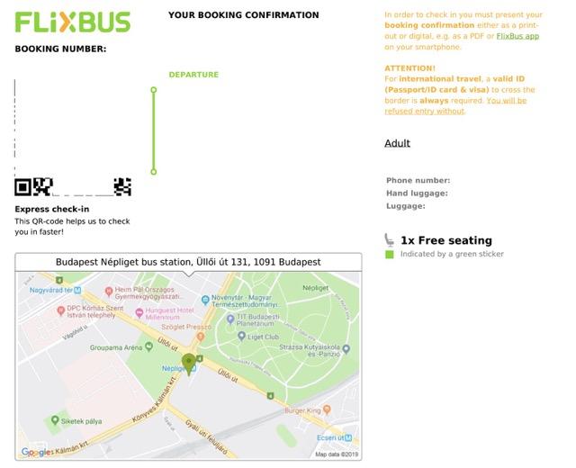 flixbus email